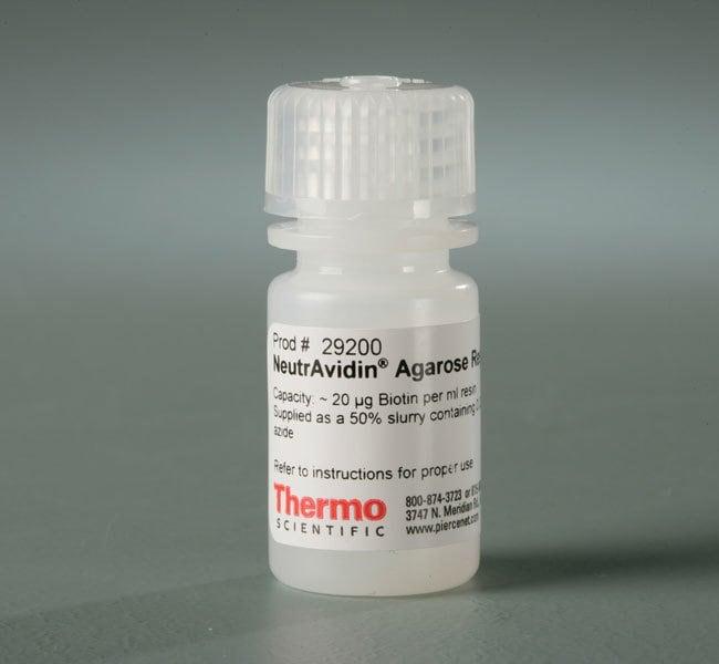 Thermo Scientific™Pierce™ NeutrAvidin™ Agarose Agarose resin; 5mL Thermo Scientific™Pierce™ NeutrAvidin™ Agarose