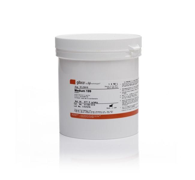 Gibco™Medium 199, Earle's Salts, powder