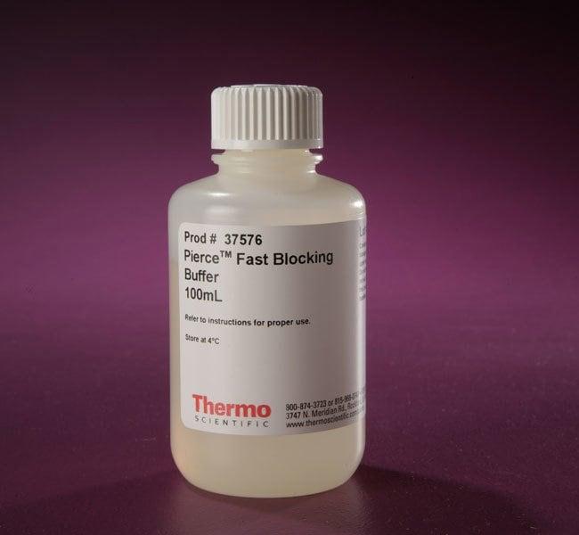 Thermo Scientific Pierce Fast Blocking Buffer Fast Blocking Buffer; 100mL:Electrophoresis,