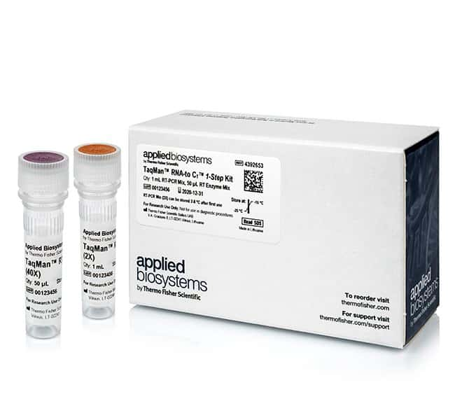 Applied Biosystems TaqMan RNA-to-CT 1-Step Kit  40 Reactions:Life Sciences
