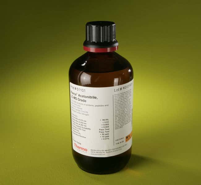 Thermo Scientific™Pierce™ Acetonitril (ACN), LC/MS-Qualität: Analysen und Chromatographie Chemicals