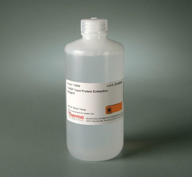 Thermo Scientific™Y-PER™ Yeast Protein Extraction Reagent 500ml Thermo Scientific™Y-PER™ Yeast Protein Extraction Reagent