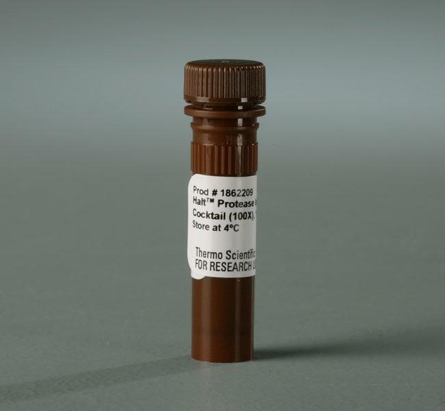 Thermo ScientificHalt Protease Inhibitor Cocktail, EDTA-Free (100X):Protein