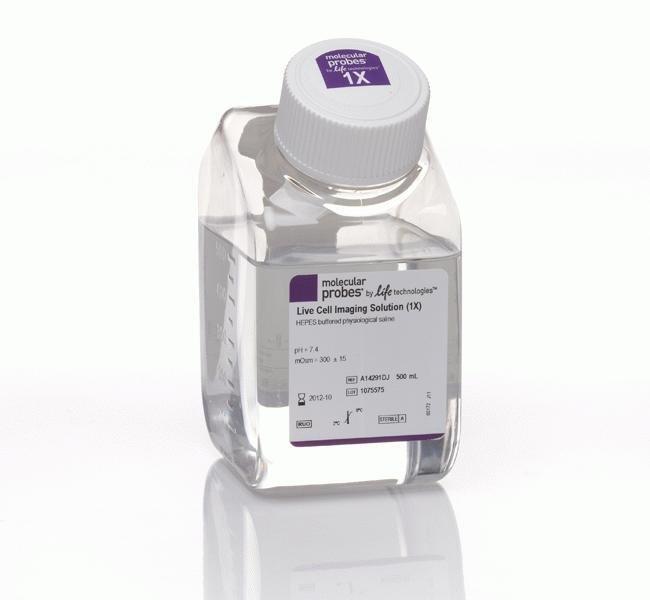 Invitrogen™Live Cell Imaging Solution 500mL Tissue Staining Reagents