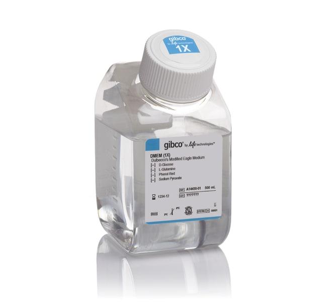 Gibco™DMEM, ohne Glukose, ohne Glutamin, ohne Phenolrot DMEM ohne Glucose und Glutamin Additional Cell Culture Media