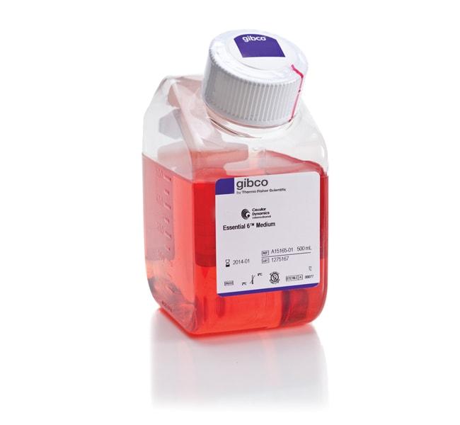 Gibco Essential 6 Medium   500mL:Cell Culture