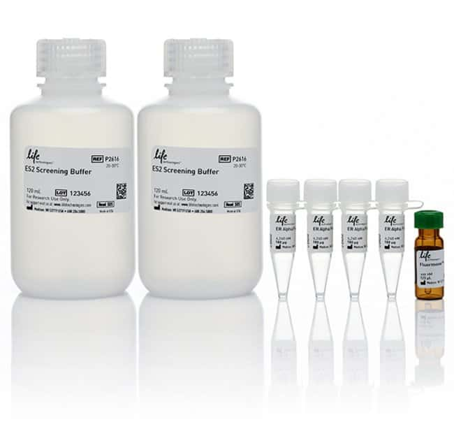 Invitrogen™ PolarScreen™ ER Alpha Competitor Assay, Green 2,500 assays Invitrogen™ PolarScreen™ ER Alpha Competitor Assay, Green