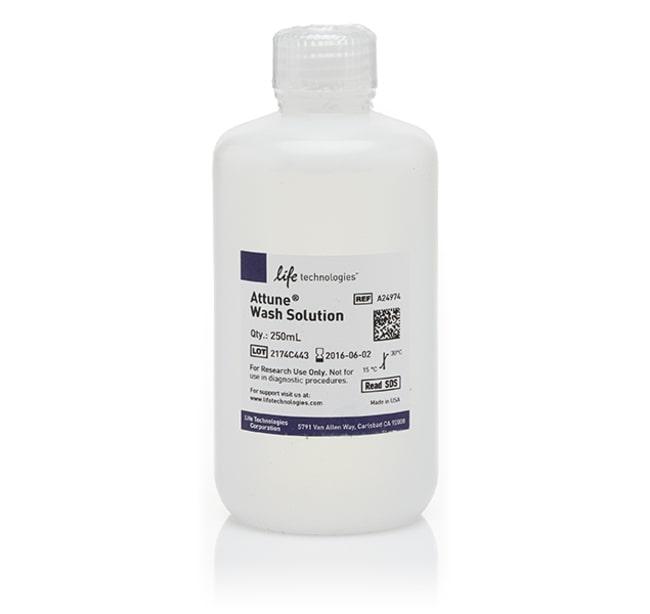 Attune™ Wash Solution 250mL Flow Cytometry Supplies