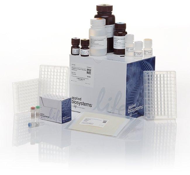 Applied BiosystemsMagMAX mirVana Total RNA Isolation Kit 96 reactions:Molecular