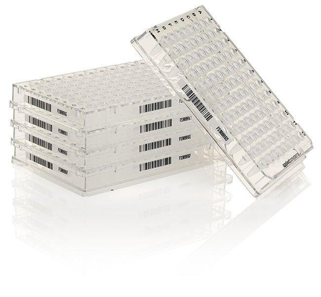 Applied BiosystemsMicroAmp EnduraPlate Optical 96-Well Full-Skirted Plates