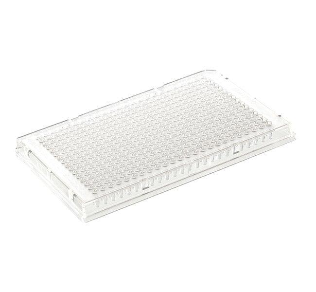 Thermo Scientific™Armadillo PCR Plate, 384-well, clear, clear wells Klarer Rand; Klare Wells 384-Well PCR-Platten