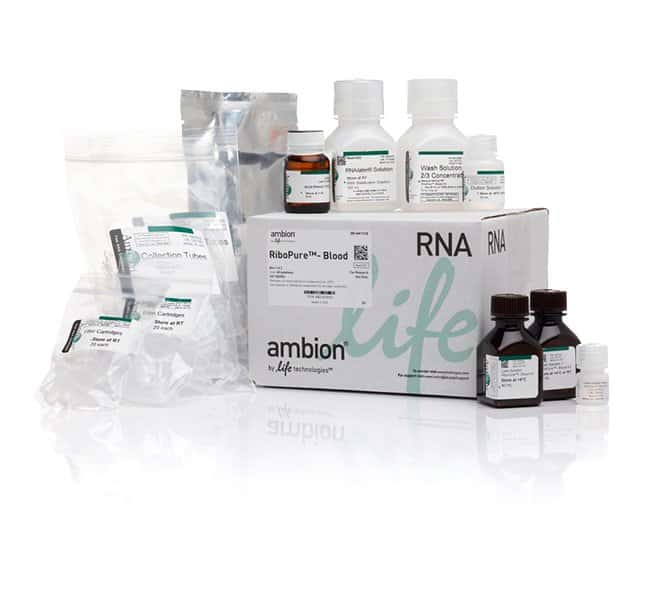 Invitrogen RiboPure RNA Purification Kit, blood   40 preps:Life Sciences
