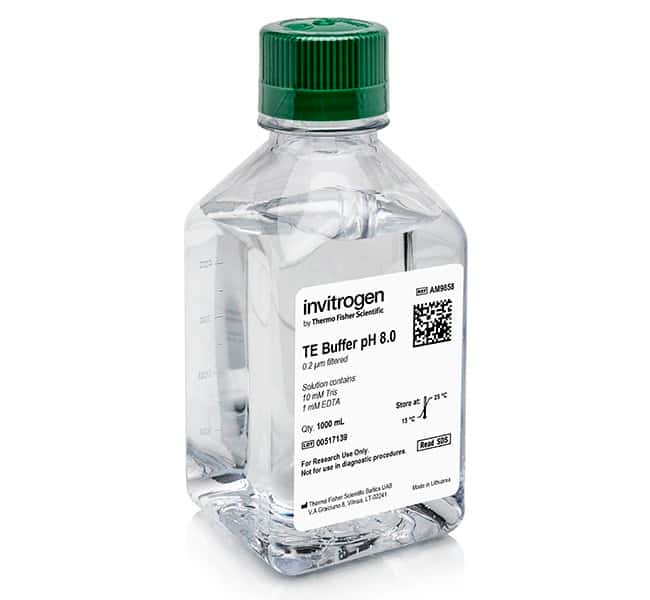 Invitrogen™ TE, pH 8.0, RNase-free 1L Invitrogen™ TE, pH 8.0, RNase-free