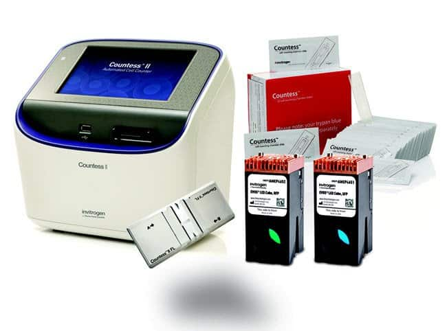 Invitrogen™ Countess™ II FL Automated Cell Counter Starter Package
