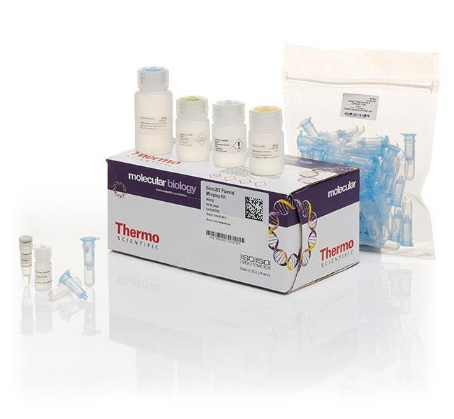 Thermo Scientific Genejet Plasmid Miniprep Kit Biochemicals And