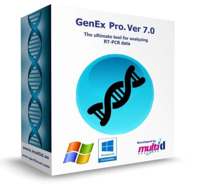 Applied Biosystems™GenEx Professional Software Includes one perpetual license key for 1 user Products