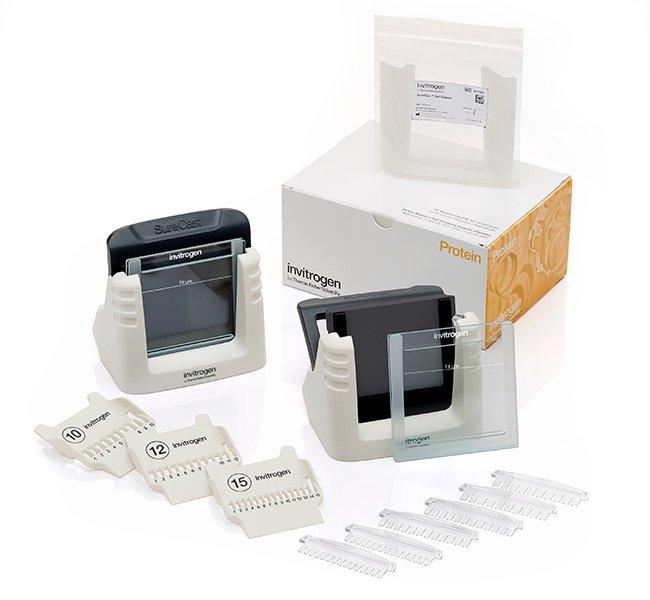 Invitrogen SureCast Gel Handcast Bundle B - Hardware Only  Casting equipment