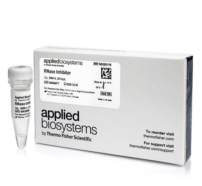 Applied BiosystemsRNase Inhibitor 2000 units:Molecular Biology Reagents
