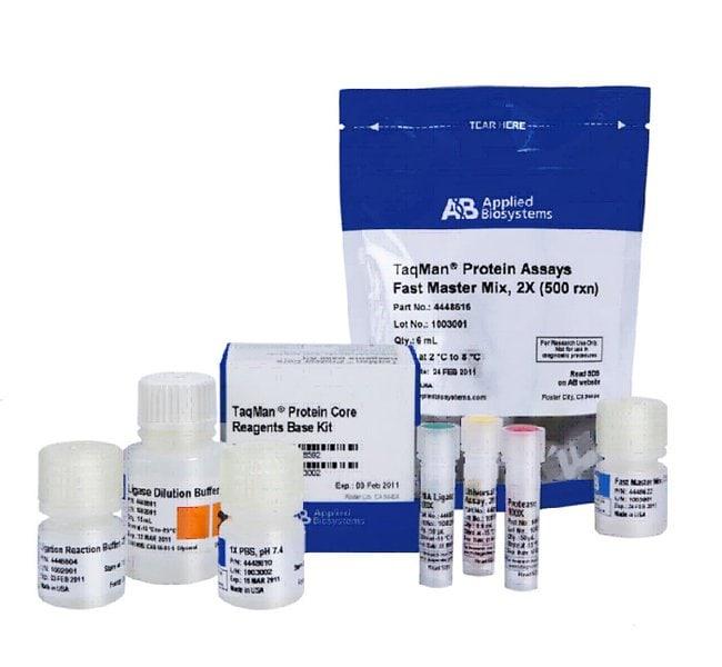 Applied Biosystems™TaqMan™ Protein Assays Core Reagents Base Kit 100 reactions Applied Biosystems™TaqMan™ Protein Assays Core Reagents Base Kit