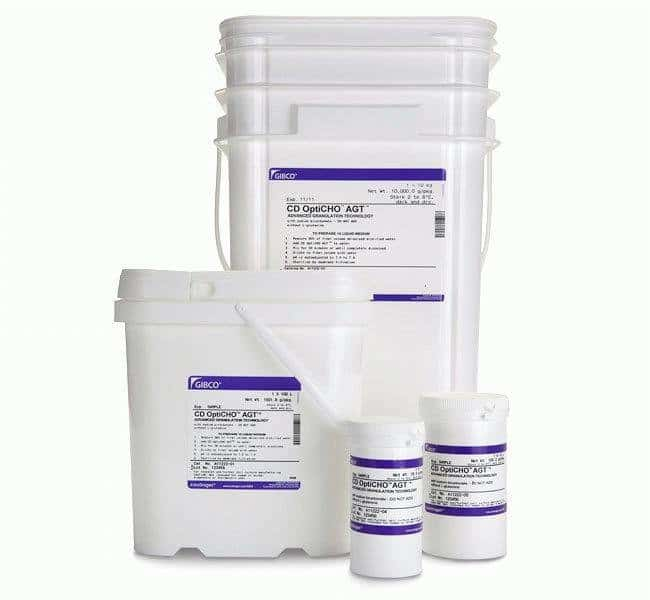 Gibco™ CD OptiCHO™ AGT™ Medium 10 L Products