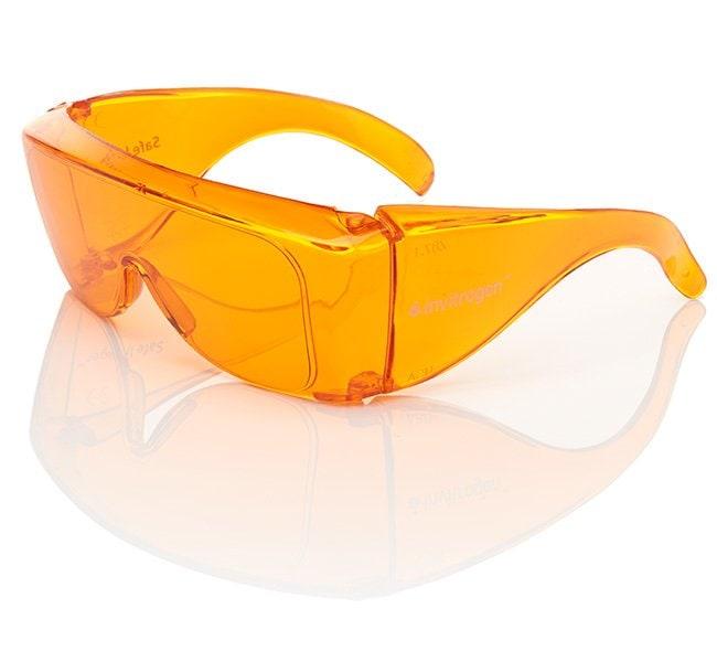 Invitrogen™Safe Imager™ Viewing Glasses Viewing Glasses Dispositivos de nivelación para electroforesis