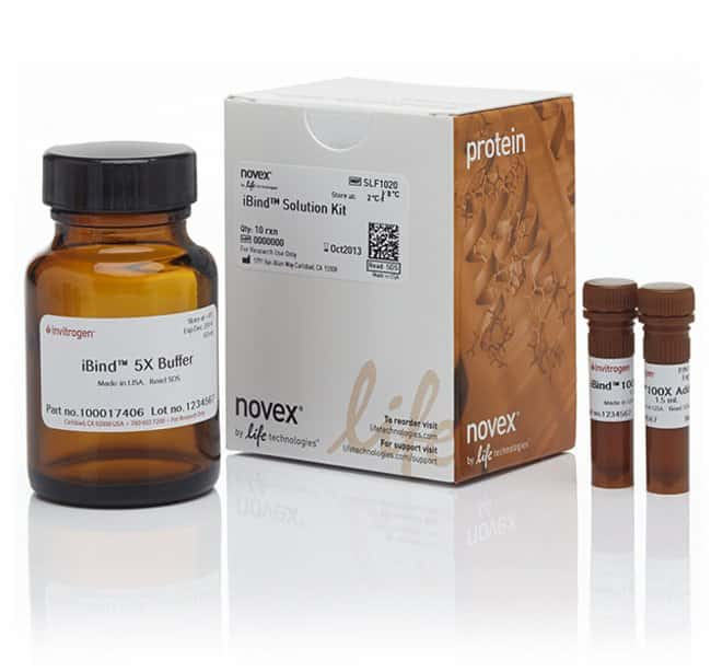 Invitrogen™ iBind™ Solution Kit Solution Kit Invitrogen™ iBind™ Solution Kit