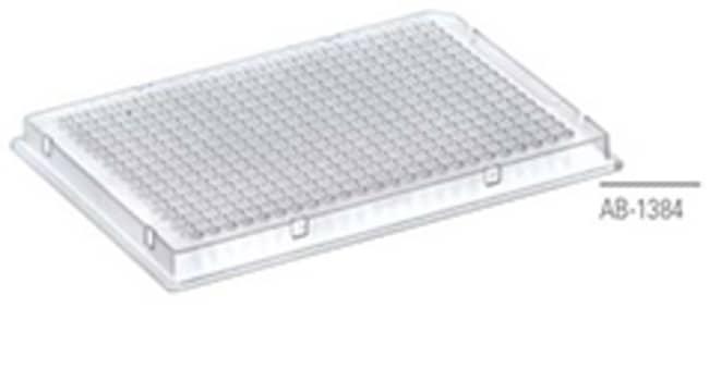 Thermo Scientific™PCR Plate, 384-well, standard, white