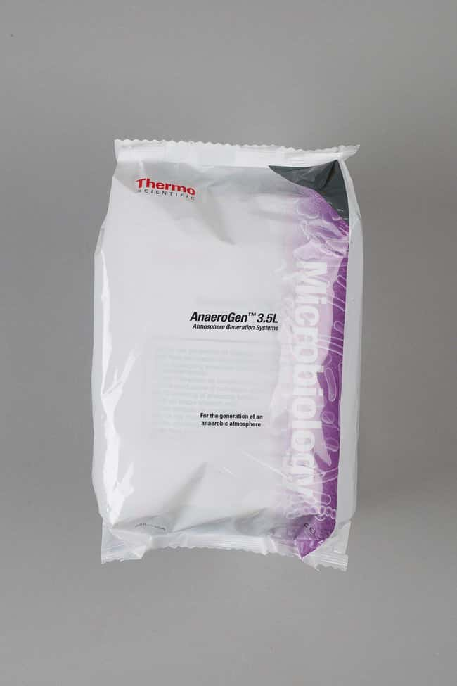 Thermo Scientific™Oxoid™ AnaeroGen™ 3.5L Sachet 10/Pk. Environmental Systems for Microbiology