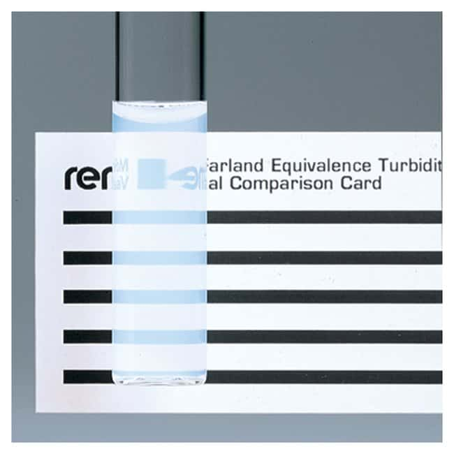 Thermo Scientific Remel McFarland Equivalence Turbidity Standards :Testing