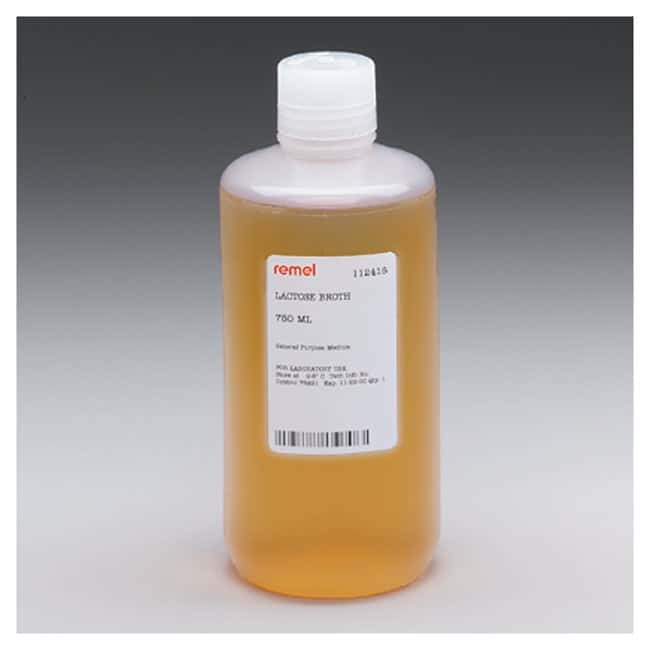 Thermo Scientific Remel Lactose Broth:Life Sciences:Microbiology