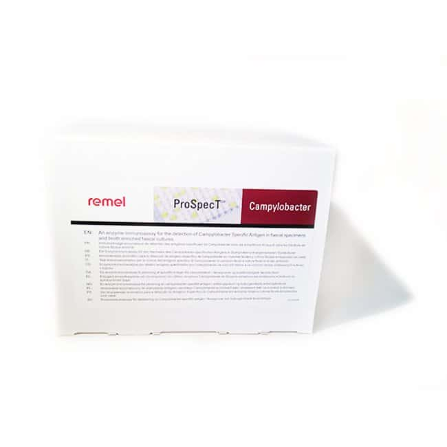 Thermo Scientific ProSpecT Campylobacter Microplate Assay :Diagnostic Tests