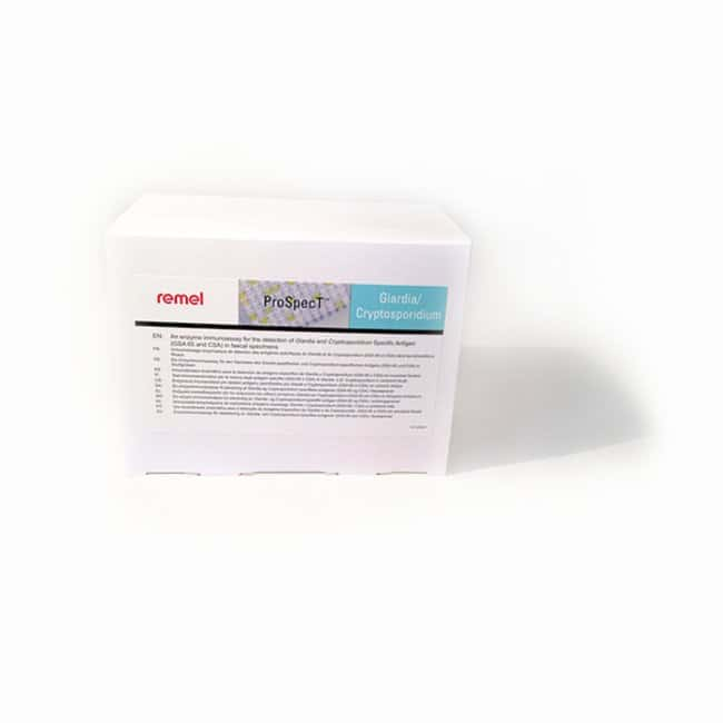 Thermo Scientific ProSpecT Giardia/Crytopsoridium Microplate Assay  With
