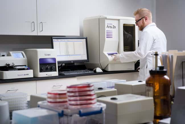Thermo Scientific Sensititre ARIS 2X ID/AST System :Life Sciences:Microbiology