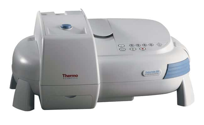 Thermo Scientific Evolution 201/220 UV-Visible Spectrophotometers:Spectrophotometers,
